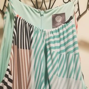 Maxi Dress Vince CAMUTO Sz 8